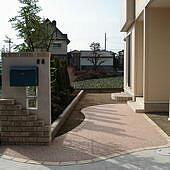 静岡県富士市 −エクステリア作品−